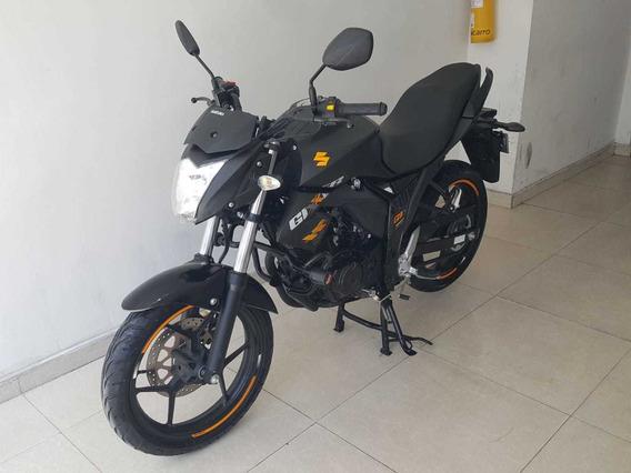 Suzuki Gixxer 2020