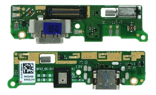 Imagem 1 de 1 de Conector Carga Usb Xperia Xa2 Placa+ Microfone Dock