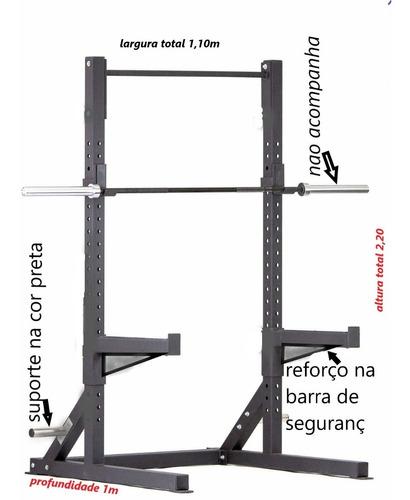 Rack Para  Agachamento Crossfit