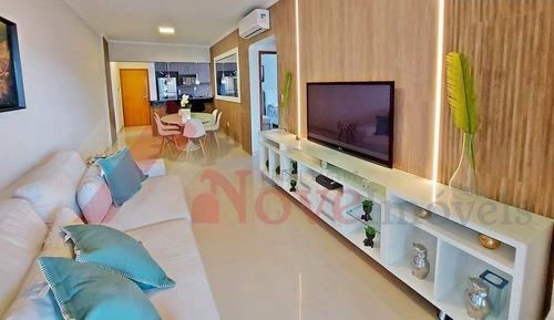 Imagem 1 de 23 de Apartamento Para Venda, 2 Dormitórios, Ocian - Praia Grande - 1521