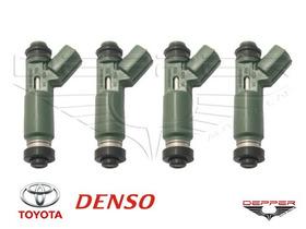 Bico Injetor Toyota Corolla Fielder 1.8 16v 23250 22040 Jogo