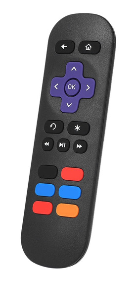 Streaming Media Player Controle Remoto Sem Fio Ir Smart