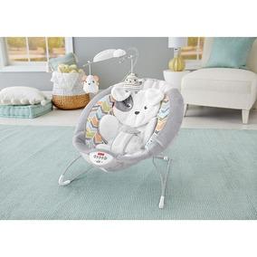 Cadeira De Descanso E Balanço Para Bebê Fisher Price