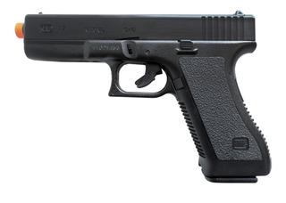 Pistola Airsoft K17 Kwc Ka-12na Spring Monotiro 230fps