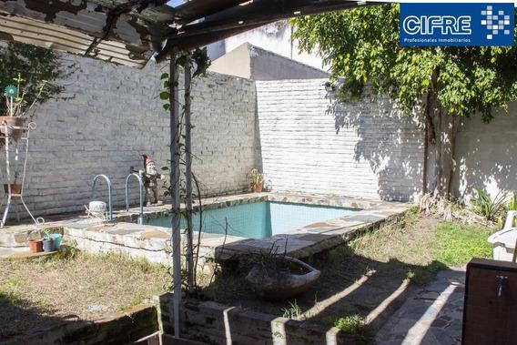 Departamento Tipo Casa De 5 Ambientes Contra Frente Jardin Y Pileta