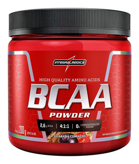 Bcaa 4:1:1 Powder 200g - Integralmedica - Vários Sabores