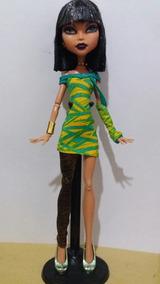 Cleo Denile (monster High- Mattel)