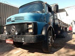 Mb 1313 80/80 Truck Carroceria 8,00mts - R$ 45.000
