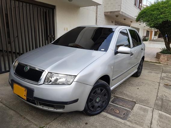Vendo Hermoso Skoda Fabia Confort Mt 1400 Aa 2003 Hatchback