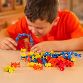 Juguete Fat Brain Toys Mini Squigz