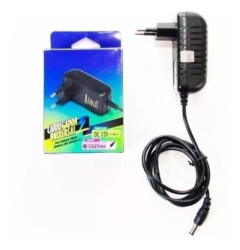 Carregador Universal 5v Para Monitor Câmera Modem Gps T90