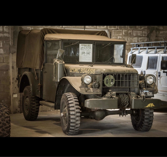 Dodge Jeep Dodge M37 Orig