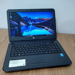 Notebook Hp 14 Pol - Core I3 4 Gb Ram 500 Hd Rmn Tpn-c116