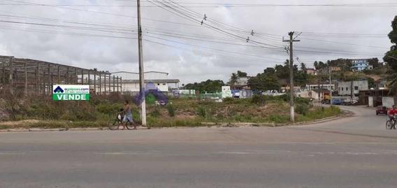 Área Com 5.414 M² Às Margens Da Rodovia Br 101 No Cabo De Santo Agostinho - Pe. - 607