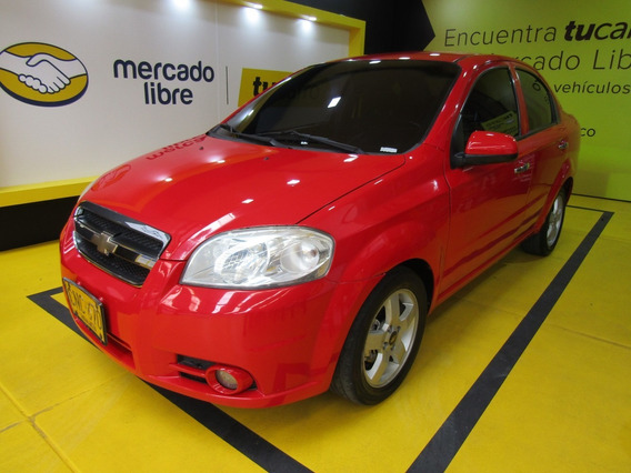 Chevrolet Aveo Emotion 2ab Aa
