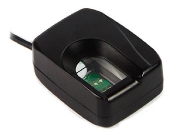 Leitor Biometrico Futronic Fs-80h Usb Preto