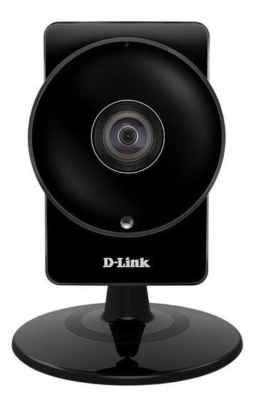Câmera Wireless 180º Hd Dcs-960l Preto D-link