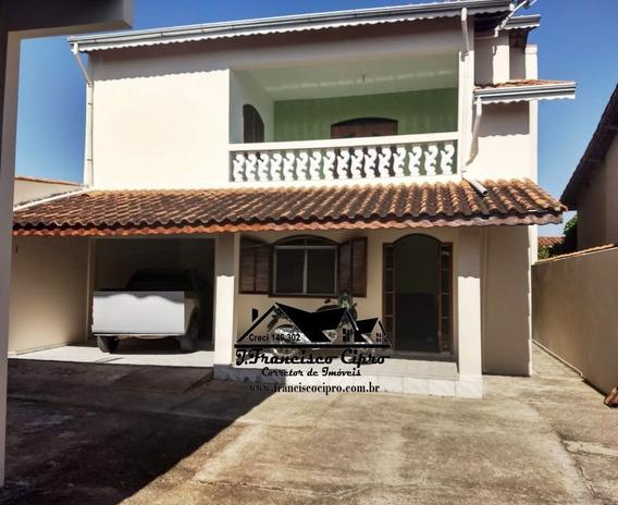 Casa A Venda No Bairro Jardim Do Vale Em Guaratinguetá - - Cs352-1
