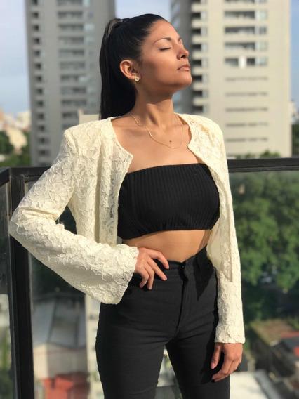 Pantalón Bengalina Jean Chupin Elastizado Tiro Alto De Mujer