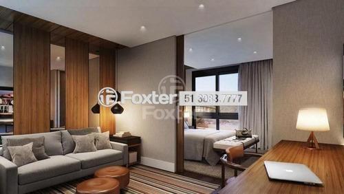 Imagem 1 de 11 de Apartamento, 1 Dormitórios, 27.98 M², Carazal - 199276