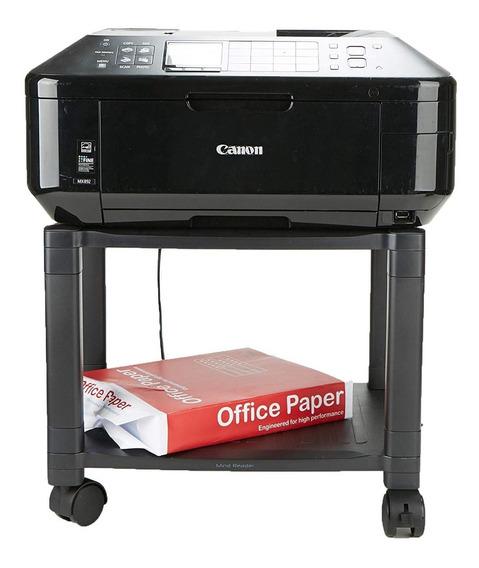 Repisa Mueble Impresora Carrito Mobiliario Oficina Ruedas M2