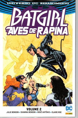 Batgirl E Aves De Rapina 2 Renascimento Bonellihq Cx322 F18