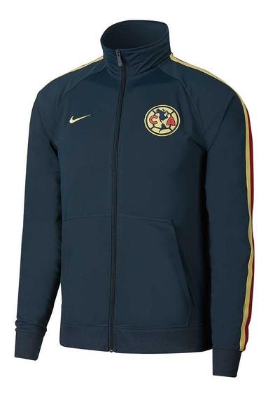 Chamarra Nike Club America 919631-456 Caballero Pv