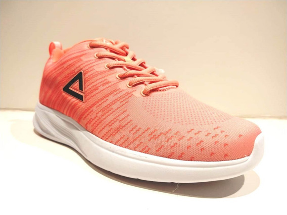 Zapatilla Peak Soft Knitted Dama Running Dep