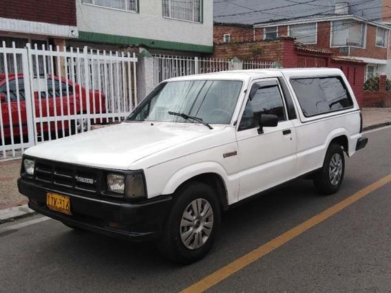 Mazda B-2000 1990 Mecanico 4x2