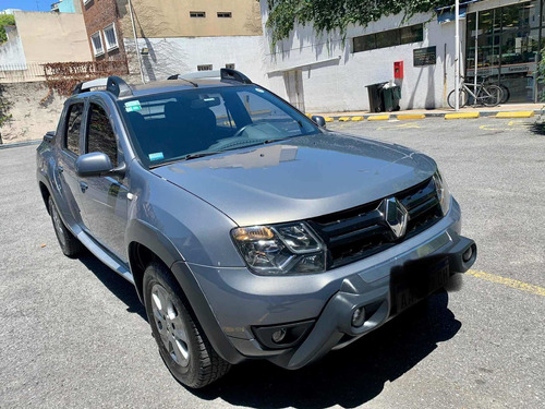 Renault Duster Oroch 2.0 Outsider Plus 2016