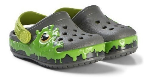 Crocs Fun Lab Slime Band Clog K Slate Grey