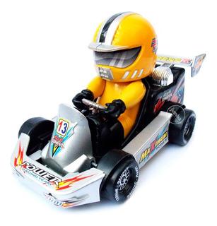 Autitos De Colección Kart Karting De Carrera En Caja Varios