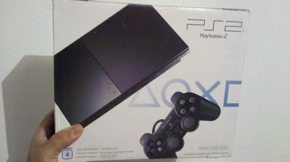 Playstatio 2 Slim Bloqueado!
