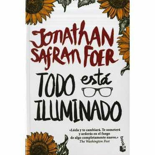 Todo Esta Iluminado Jonathan Safran Foer Libro Fisico