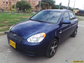 Hyundai Accent Gls Mt 1600 Cc Aa