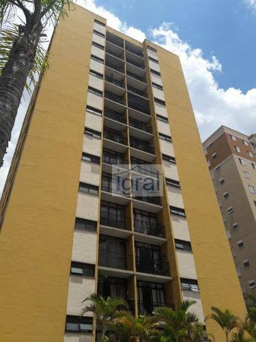 Apartamento À Venda, 78 M² Por R$ 570.000,00 - Vila Campestre - São Paulo/sp - Ap1113