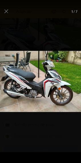 Moto 125 Cc - Guerrero 125 Trip Plus -