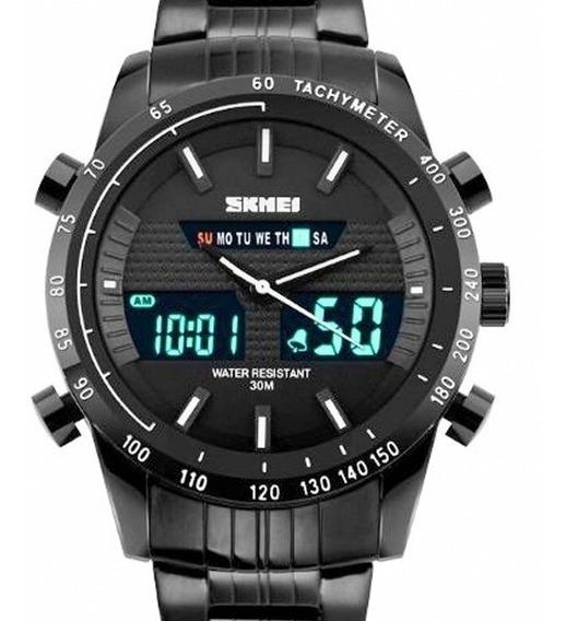 Relógio Masculino Skmei Esportivo Original 1 Ano Garantia