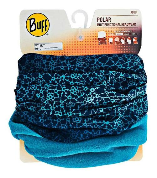 Bufanda Buff Polar Multifuncional Ivana Blue Capri