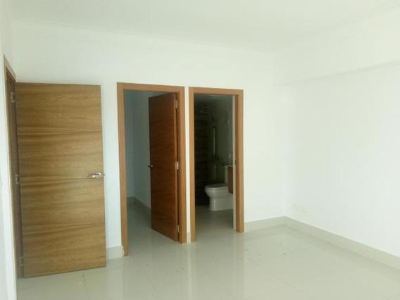 Apartamento Nuevo En Evaristo Morales, 3hab, A/sociales