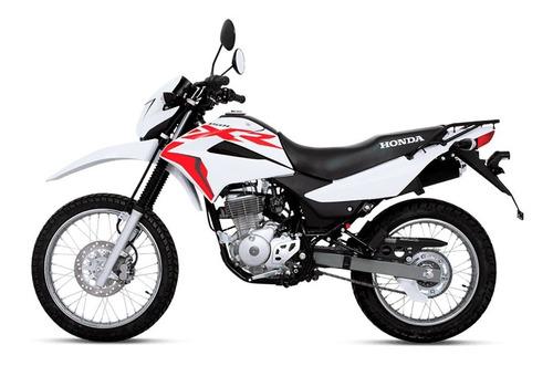 Honda Xr 150l 0km Blanca