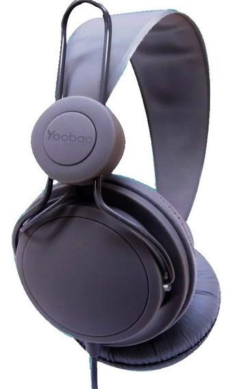 Audifonos Con Microfono Yoobao Yb-400 Max Stereo Garantía