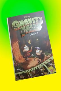 Gravity Falls N 1 ( Libro Nuevo)