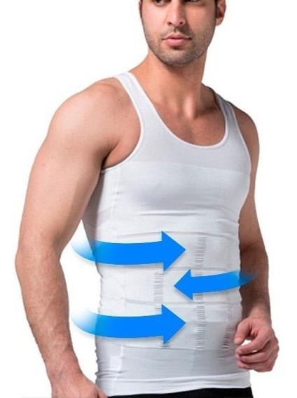 Camiseta Faja Reductora Todas Las Tallas Reduce Al Instante