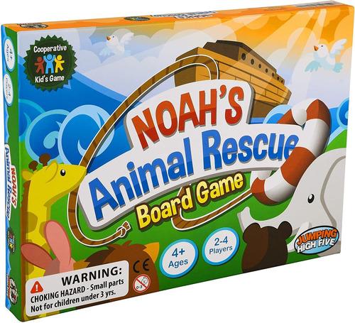 Imagen 1 de 8 de  Noahâ¿s Animal Rescue Kids  Cooperative Matching Game ...