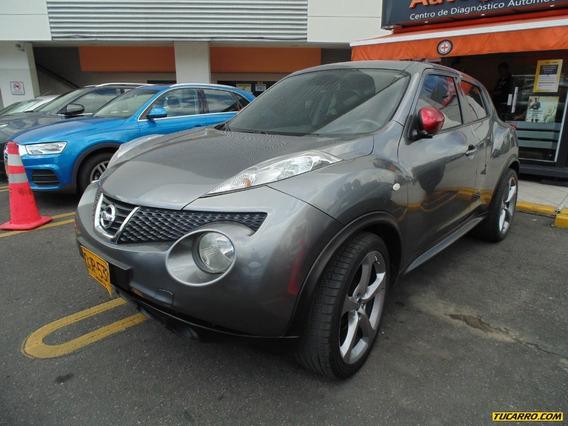 Nissan Juke 1.6 Mt Turbo
