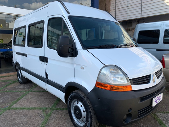 Renault Master L2h2 2.5 Completa 16 Passageiros 2011