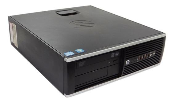 Desk Hp Compaq Elite 8200 I5 2500 3.30ghz 8gb Ddr3 500gb Hd