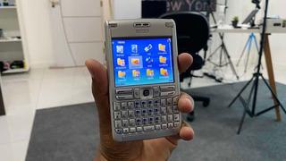 Nokia E62 Super Conservado Meu-smartphone