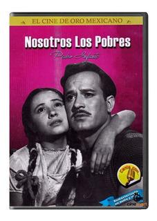 Nosotros Los Pobres Pedro Infante Pelicula Dvd